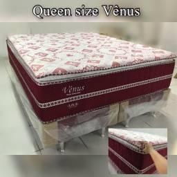 Título do anúncio:  cama queen molas ensacadas luxuosa