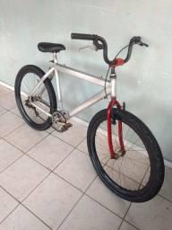 Bicicleta de alumínio top