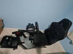 Cockpit Extreme + Volante Logitech G27