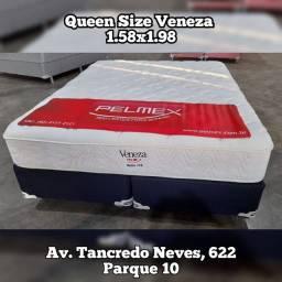 Título do anúncio: Cama Queen Size/ Queen Size