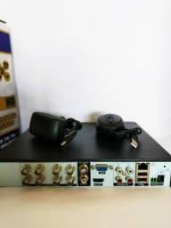 Kit cameras 1mpx 2mpx e muito mais