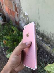 Título do anúncio: Iphone7 troco A51,A71