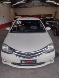 Título do anúncio: Toyota Etios Platinum 2016