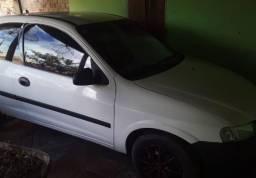 Carro celta branco