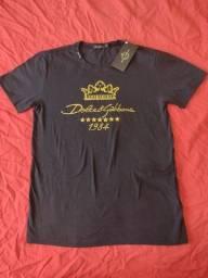 Título do anúncio: Camisa Dolce & Gabanna