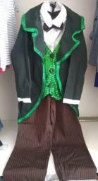 Título do anúncio: Fantasia infantil Mágico de Oz