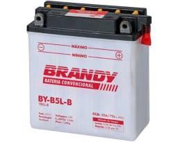 Título do anúncio: Bateria Brandy By-B5l-B 5Ah - Crypton / XTZ 125 / Dafra  / Traxx  / Moby 50 / Sky 110