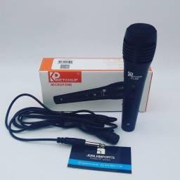 Microfone karaokê com fio//entregamos grátis Jp