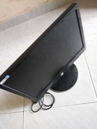 Tela Monitor AOC 17',LCD, Widescreen,Bivolt, ACEITO TROCAS