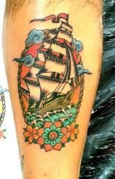 Título do anúncio: tatuagem profissional no centro de curitiba