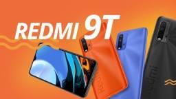 Celular Xiaomi Redmi 9T 128GB 6GB Ram NovoLacrado Global