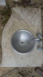 Pia de granito 85x55