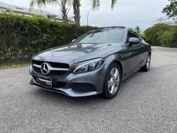 Título do anúncio: Mercedes C180 Coupé Sport 2018 apenas 17000km  Garantia Fabrica