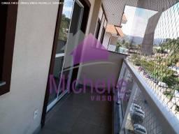 Título do anúncio: Apartamento para Locação em Teresópolis, BOM RETIRO, 1 dormitório, 1 suíte, 2 banheiros, 1