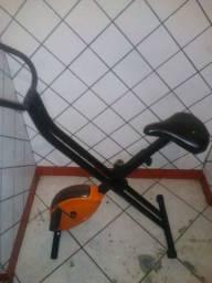 Título do anúncio: Bicicleta ergométrica DOBRAVEL cartão