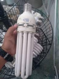 Lâmpadas usadas