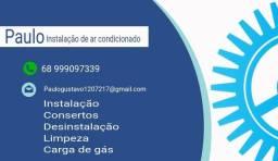 Título do anúncio: Ar condicionado serviços