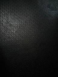 Piso de Borracha Diamante de 49cm x 49cm Novo