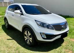 Título do anúncio: Kia Sportage EX 2.0 AT Gasolina- único dono- impecável