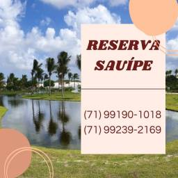 Título do anúncio: Reserva Sauípe: lotes estruturados na Costa do Sauípe, venha realizar seu sonho