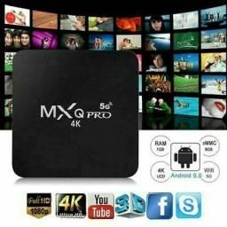 Smart TV Box MxQ Pro 5G 8 de RAM 128GB