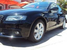Audi A4 2.0 Turbo Automático com Couro e Teto Solar! Top de Linha !