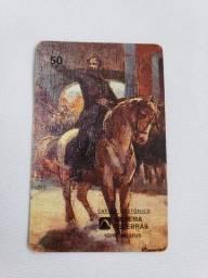 Cartão Telefônico Série Museus - Museu Da República Rj