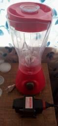 Título do anúncio: Liquidificador Rosa cadence lindo!