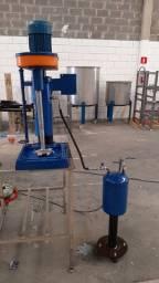 Máquinas para grafiato, textura ,massa é tintas a base de solventes e água...