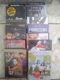 Dvds originais na embalagem lacrados.