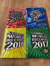 Guinness world (2014,2015,2016 e 2017)