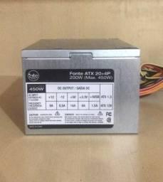 Fonte Lite Series ATX 200W (450W Total)