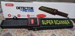 Título do anúncio: Detector de metais