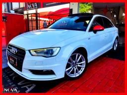 Audi A3 1.8 Ambition 180CV 2014 C/ Teto Imperdível Financia 100%