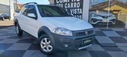 Fiat Strada Working 1.4 2018 cab dupla com apenas 22 mil km, raridade