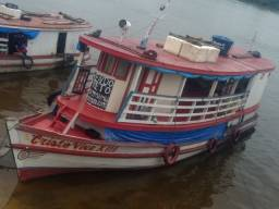 Barco Top na Itaúba Preta
