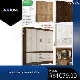 Título do anúncio: Roupeiro new mirandes 271