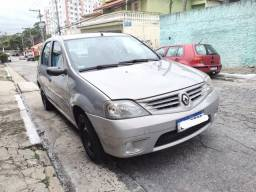 Título do anúncio: Renault Logan 16V 1.0