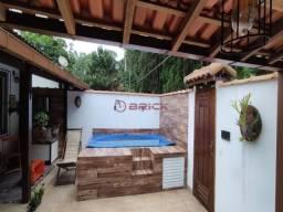 Título do anúncio: Casa com 2 dormitórios, 150 m², R$ 510.000 - Prata dos Aredes - Teresópolis/RJ.