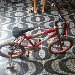 Título do anúncio: Vendo  essas 2 bicicletas por 180