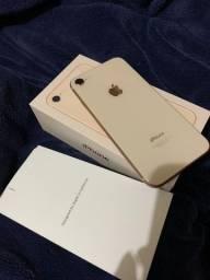 Vendo iPhone 8 gold