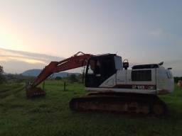 Título do anúncio: Escavadeira Link Belt 210X3E 2019
