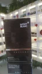 Perfume masculino Mont Blanc Presence 75ml