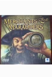 Merchants & Marauders (completo em português; usado)