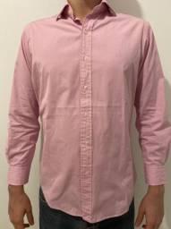 Camisa Ralph Lauren rosa, NOVA