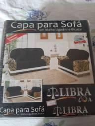 Capa para sofa 2 e 3 lugares nova R$100