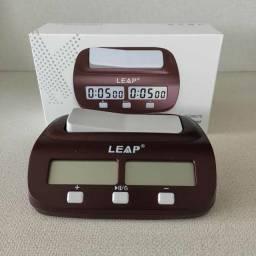 Título do anúncio: Relógio Digital De Xadrez Leap Promoção Última Unidade