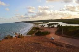 Dois terrenos 30 x 30, na praia de Barra de Gramame
