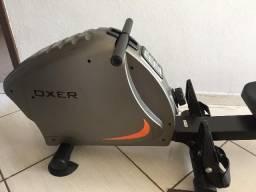 Simulador Remo Seco Magnético Oxer 4000 Semi Profissional 120kg