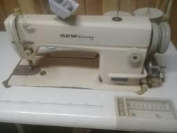 Máquina De Costura Industrial- Reta